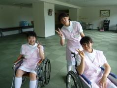 2014年7月8日中学生の職場体験4