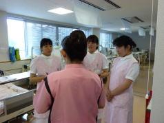 2014年7月8日中学生の職場体験6