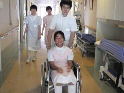 2015年7月7日中学生の職場体験4