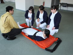 災害・防災管理の訓練1