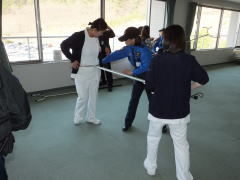 防犯訓練2