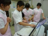 2014年7月8日中学生の職場体験9