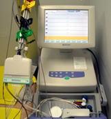 心電図検査機器