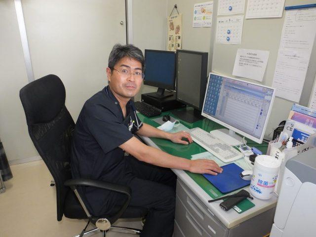 クリックしてページ佐藤医師のインタビュー記事を掲載しましたへ移動します